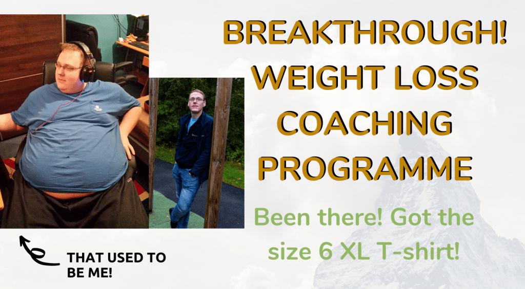 BREAKTHROUGH Weight Loss Programme Cut