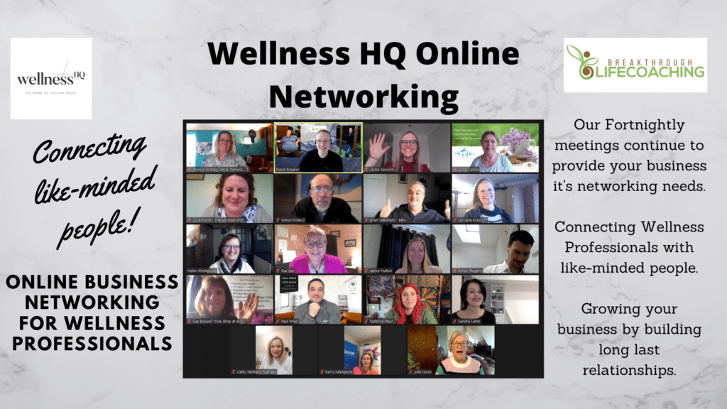Wellness HQ Online